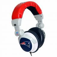 New England Patriots NFL iHip Pro DJ Headphones