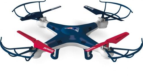 New England Patriots NFL Kickoff Quadcopter Drone