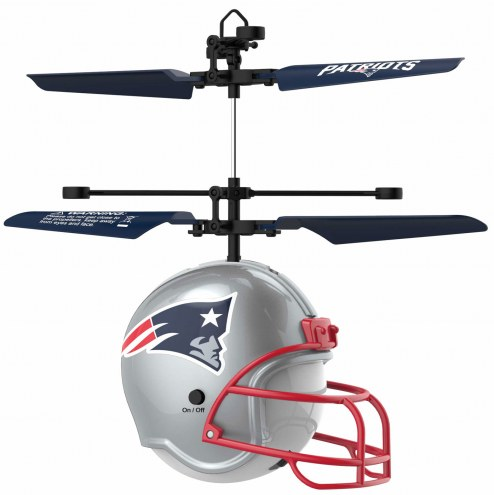 New England Patriots NFL RC Helmet Flyer