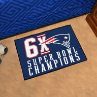 New England Patriots NFL Starter Rug