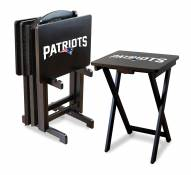 New England Patriots NFL TV Trays - Set of 4