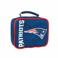New England Patriots Sacked Lunch Box