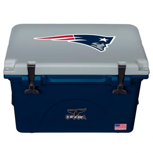 New England Patriots ORCA 40 Quart Cooler