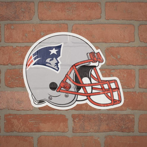 New England Patriots Outdoor Helmet Graphic