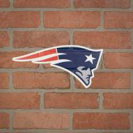 New England Patriots Outdoor Logo Graphic