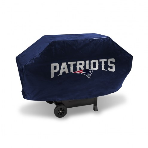 New England Patriots Padded Grill Cover
