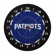 New England Patriots Paper Dartboard Gift Set