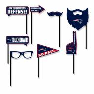 New England Patriots Party Props Selfie Kit