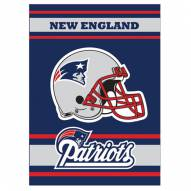 New England Patriots NFL Premium 2-Sided House Flag