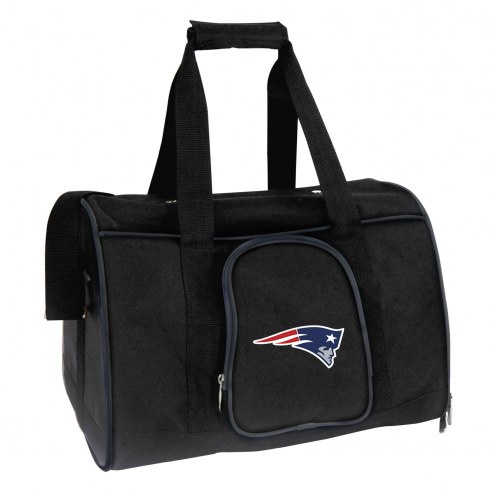 New England Patriots Premium Pet Carrier Bag