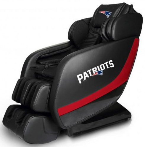 New England Patriots Professional 3D Massage Chair
