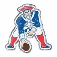 New England Patriots Color Car Emblem