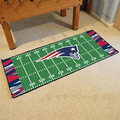 New England Patriots Quicksnap Runner Rug