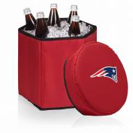 New England Patriots Red Bongo Cooler