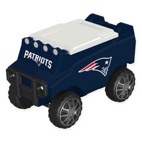 New England Patriots Remote Control Rover Cooler