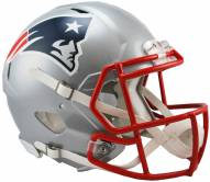 New England Patriots Riddell Speed Full Size Authentic Football Helmet
