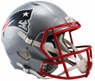 New England Patriots Riddell Speed Collectible Football Helmet