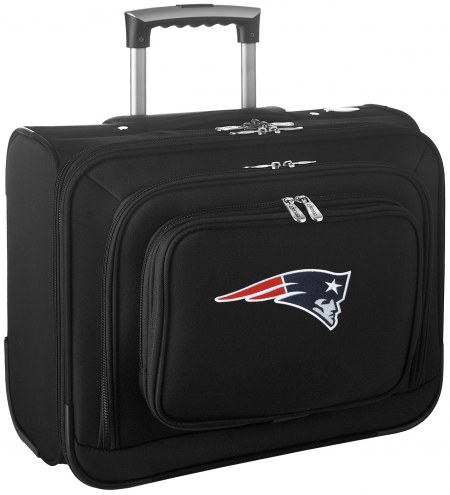 New England Patriots Rolling Laptop Overnighter Bag