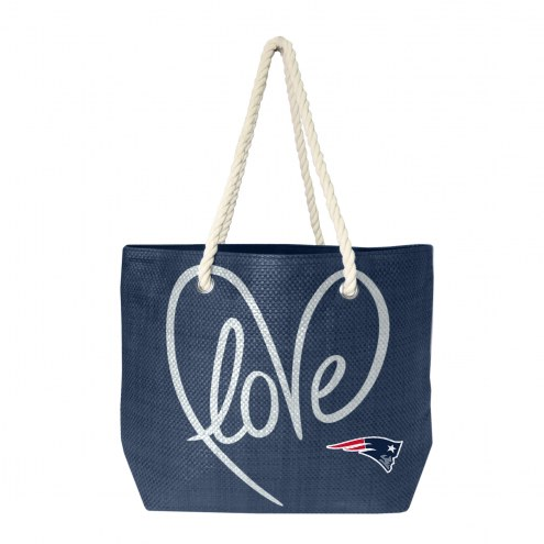 New England Patriots Rope Tote