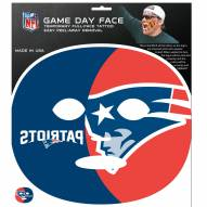 New England Patriots Set of 8 Game Day Faces