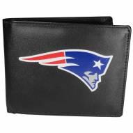 New England Patriots Large Logo Bi-fold Wallet