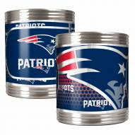 New England Patriots Stainless Steel Hi-Def Coozie Set