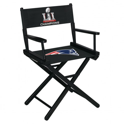 Super Bowl LI Table Height Director's Chair