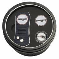 New England Patriots Switchfix Golf Divot Tool & Ball Markers