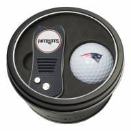 New England Patriots Switchfix Golf Divot Tool & Ball