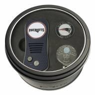 New England Patriots Switchfix Golf Divot Tool, Hat Clip, & Ball Marker