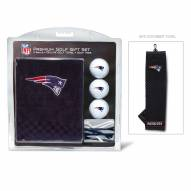 New England Patriots Golf Gift Set