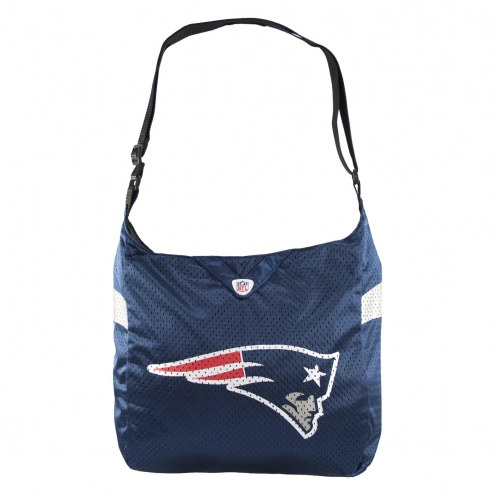 New England Patriots Team Jersey Tote