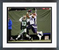 New England Patriots Ty Law 2003 Action Framed Photo