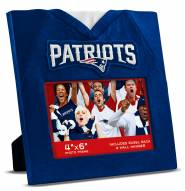New England Patriots Uniformed Picture Frame