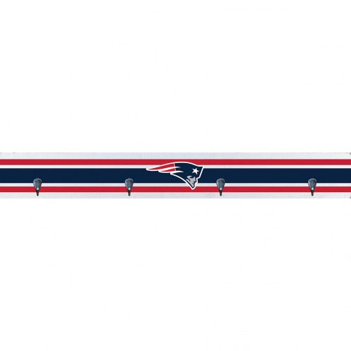 New England Patriots Wall Hooks