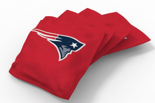 New England Patriots Cornhole Bags - Set of 4