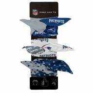 New England Patriots Wired Hair Tie