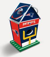 New England Patriots Wood Birdhouse