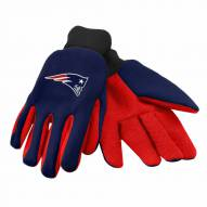 New England Patriots Work Gloves