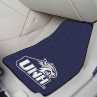 New Hampshire Wildcats 2-Piece Carpet Car Mats