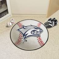 New Hampshire Wildcats Baseball Rug