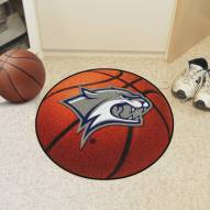 New Hampshire Wildcats Basketball Mat