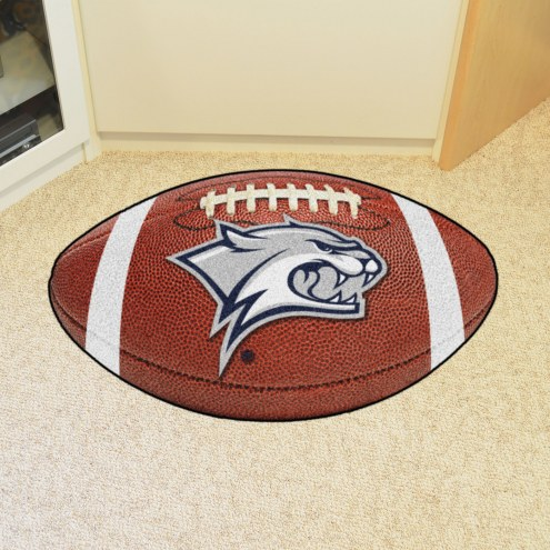 New Hampshire Wildcats Football Floor Mat