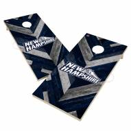 New Hampshire Wildcats Herringbone Cornhole Game Set