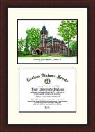 New Hampshire Wildcats Legacy Scholar Diploma Frame
