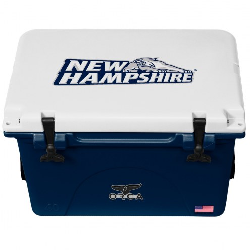 New Hampshire Wildcats ORCA 40 Quart Cooler