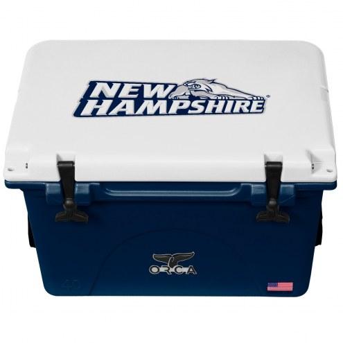 New Hampshire Wildcats ORCA 40 Quart Cooler