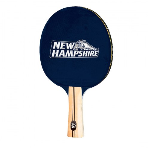 New Hampshire Wildcats Ping Pong Paddle