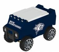 New Hampshire Wildcats Remote Control Rover Cooler