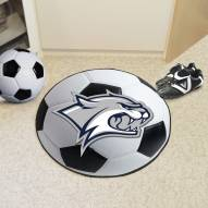 New Hampshire Wildcats Soccer Ball Mat